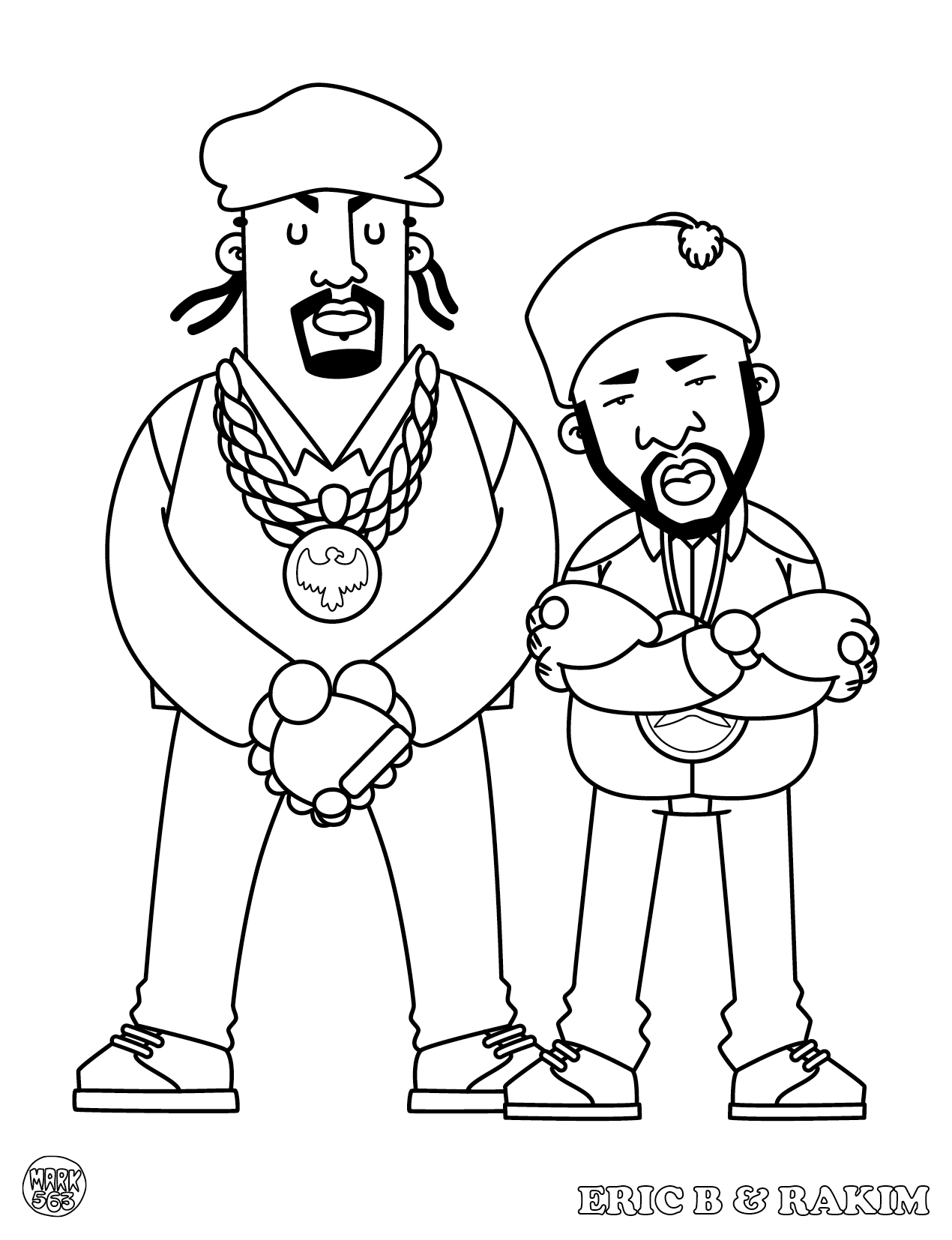coloring pages urban art - photo#10